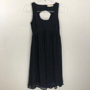 Pins and Needles Black Dress 0
